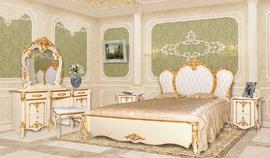 Спальня Дольче Вита слоновая кость