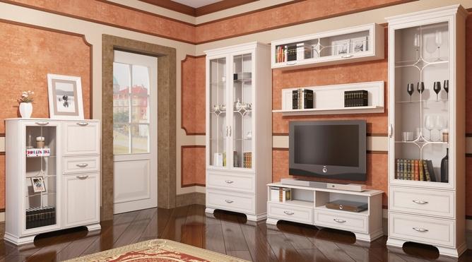 Модульная гостиная Венеция бодега